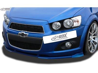Накладка на передний бампер Vario-X от RDX Racedesign на Chevrolet Aveo II