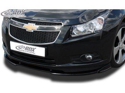 Накладка на передний бампер Vario-X от RDX Racedesign на Chevrolet Cruze