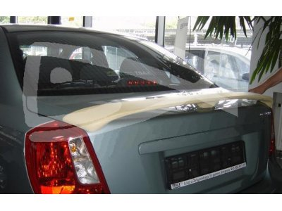 Спойлер на крышку багажника от от MAXTON Design для Chevrolet Lacetti Sedan