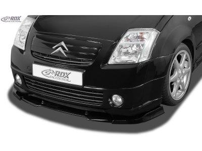 Накладка на передний бампер VARIO-X от RDX Racedesign на Citroen C2 VTR / VTS