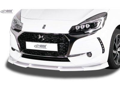 Накладка на передний бампер Vario-X от RDX Racedesign на Citroen DS3