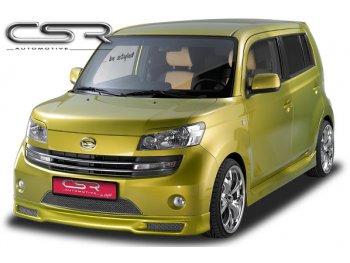 Накладка на передний бампер CSR Automotive на Daihatsu Materia Hatchback