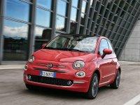 Тюнинг обвес на Fiat 500 : накладка перднего и заднего бампера, спойлер