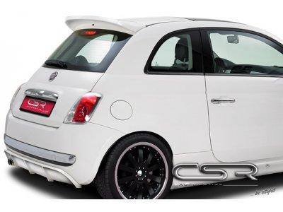Спойлер крышки багажника Elegance от CSR на Fiat 500 Wagon / Hatchback