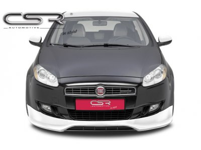 Накладка на передний бампер от CSR Automotive на Fiat Bravo II Hatchback