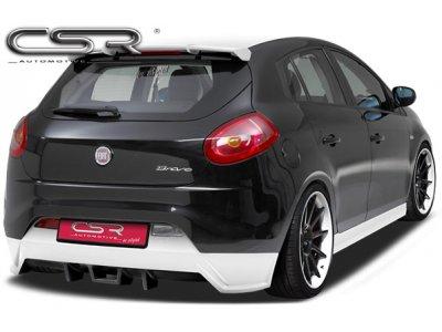 Накладка на задний бампер от CSR Automotive на Fiat Bravo II Hatchback