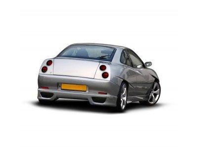 Накладка заднего бампера Unlim от Maxton Design на Fiat Coupe