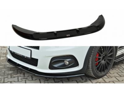 Накладка на передний бампер от Maxton Design Var2 для Fiat Grande Punto Abarth