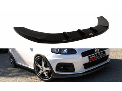 Накладка на передний бампер от Maxton Design для Fiat Grande Punto Abarth