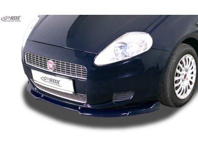 Накладка на передний бампер Vario-X от RDX Racedesign на Fiat Grande Punto