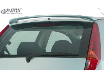 Спойлер на крышку багажника Indigo от RDX Racedesign на Fiat Punto II 3D