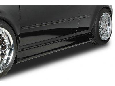 Накладки на пороги Classic от Mattig на Fiat Punto II Hatchback