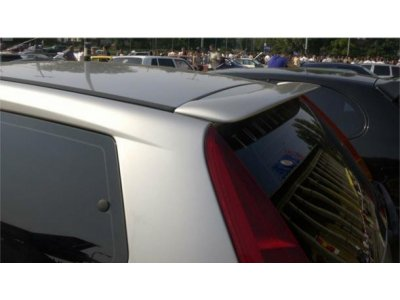 Спойлер на крышку багажника Maxton Design на Fiat Punto II 3D