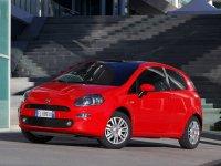 Тюнинг обвес на Fiat Punto III : накладка на передний и задний бампер, пороги, спойлер