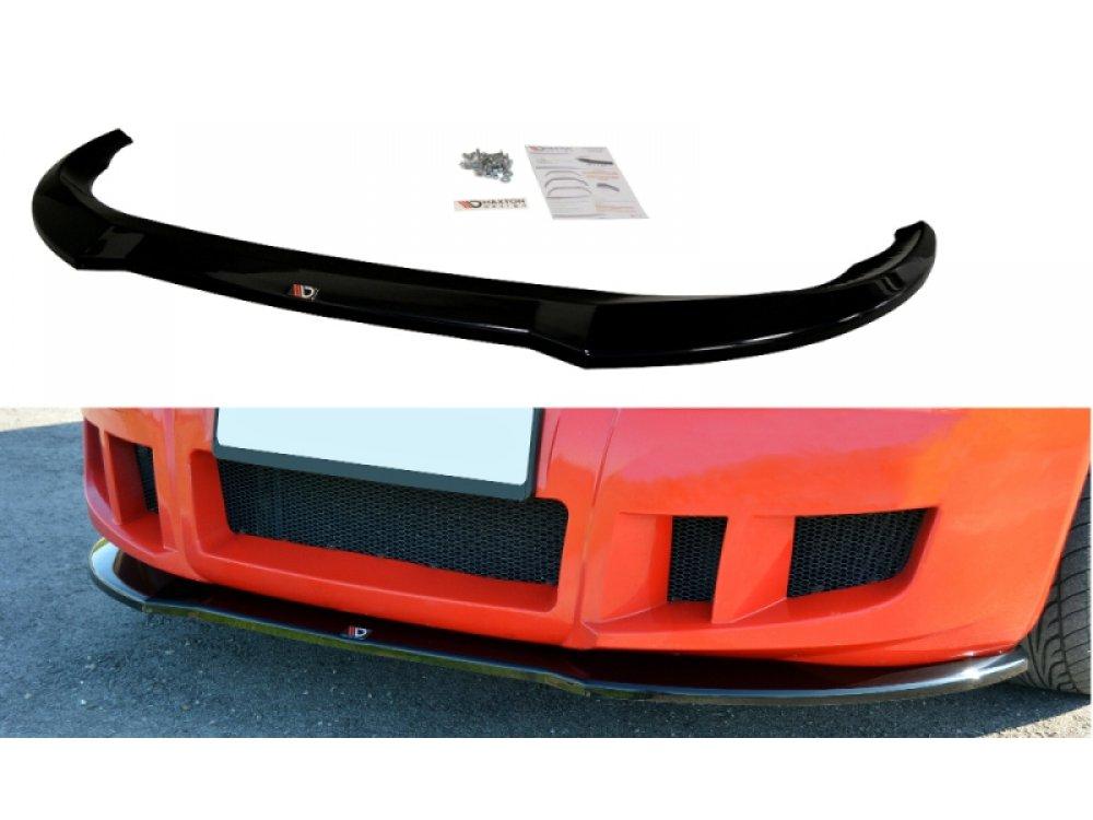 Накладка на передний бампер от Maxton Design для Fiat Stilo Schumacher