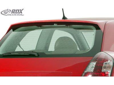 Спойлер на крышку багажника от RDX Racedesign на Fiat Stilo 3D