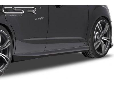 Накладки на пороги от CSR Automotive на Ford C-Max II / Grand C-Max II
