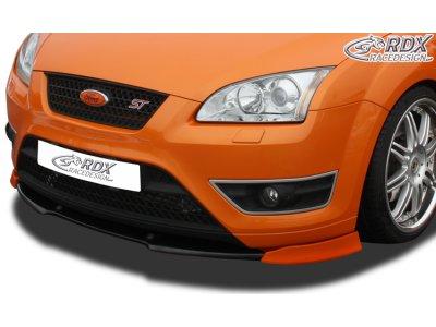 Накладка переднего бампера VARIO-X от RDX Racedesign на Ford Focus II ST