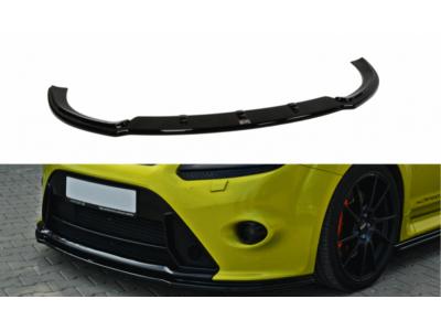 Накладка на передний бампер от Maxton Design для Ford Focus II RS