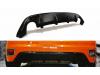 Диффузор заднего бампера от Maxton Design для Ford Focus II ST