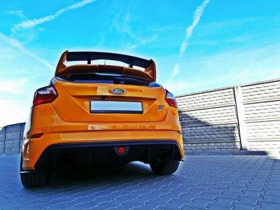 Спойлер на крышку багажника в стиле RS от Maxton Design на Ford Focus III