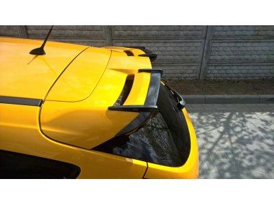 Спойлер крышки багажника EVO от Maxton Design на Ford Focus III ST