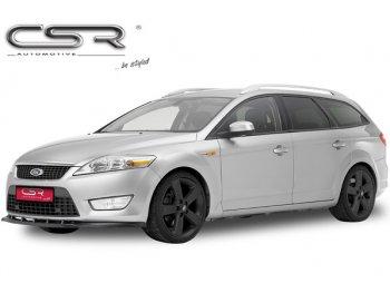Накладка на передний бампер Elegance от CSR Automotive на Ford Mondeo IV