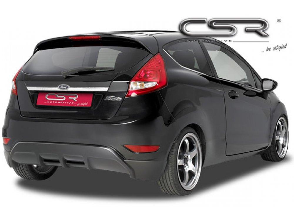 Диффузор заднего бампера от CSR Automotive для Ford Fiesta Mk7 ST Line