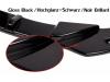 Накладка на передний бампер от Maxton Design для Honda Accord VIII
