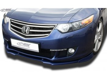 Накладка на передний бампер Vario-X Var2 от RDX Racedesign на Honda Accord VIII