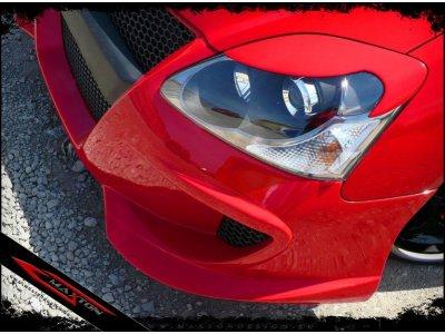 Реснички на фары от Maxton Design для Honda Civic VII 3D