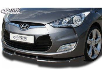 Накладка на передний бампер Vario-X от RDX Racedesign на Hyundai Veloster