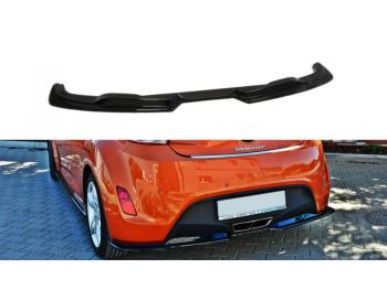 Накладка на задний бампер от Maxton Design на Hyundai Veloster