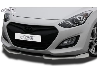 Накладка на передний бампер VARIO-X от RDX на Hyundai i30 II