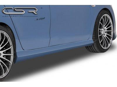 Накладки на пороги от CSR Automotive на Hyundai i30 II