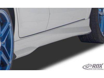 Накладки на пороги Turbo от RDX Racedesign на Hyundai i30
