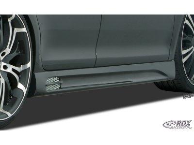 Накладки на пороги GT-Race от RDX Racedesign на Hyundai i30 CW / Kombi