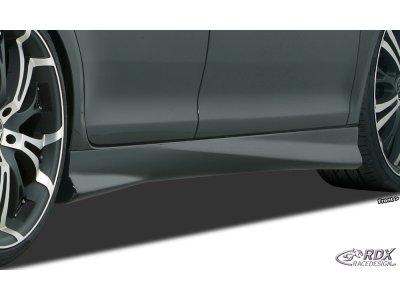 Накладки на пороги Turbo от RDX Racedesign на Hyundai i30 CW / Kombi
