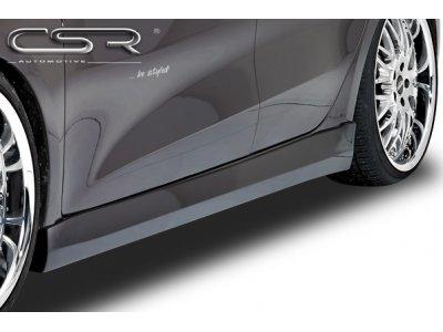 Накладки на пороги от CSR Automotive на Kia Ceed II