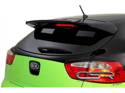 Спойлер на крышку багажника от CSR Automotive на Kia Rio III Hatchback