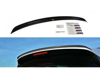 Накладка на задний спойлер от Maxton Design для Kia Sportage IV GT-Line