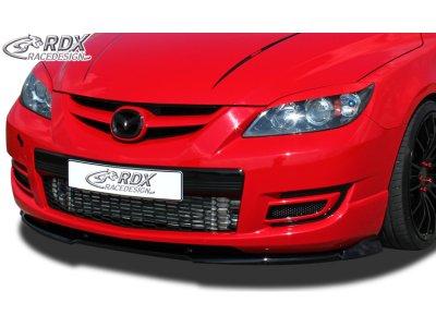 Накладка на передний бампер VARIO-X от RDX Racedesign на Mazda 3 BK MPS