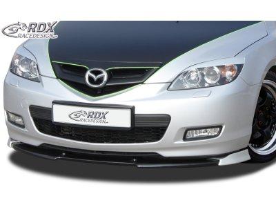 Накладка на передний бампер VARIO-X от RDX Racedesign на Mazda 3 BK рестайл