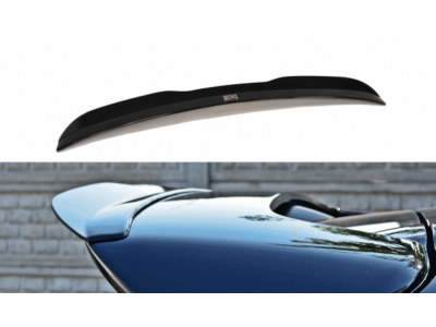 Накладка на спойлер от Maxton Design для Mazda 3 BK MPS