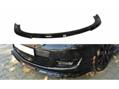 Накладка на передний бампер от Maxton Design для Mazda 3 BK MPS