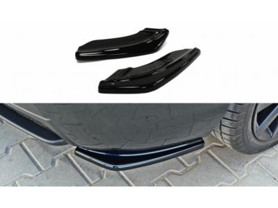 Боковые накладки на задний бампер от Maxton Design для Mazda 3 BK MPS