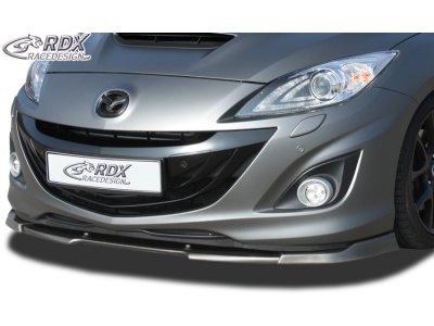Накладка на передний бампер VARIO-X от RDX Racedesign на Mazda 3 BL