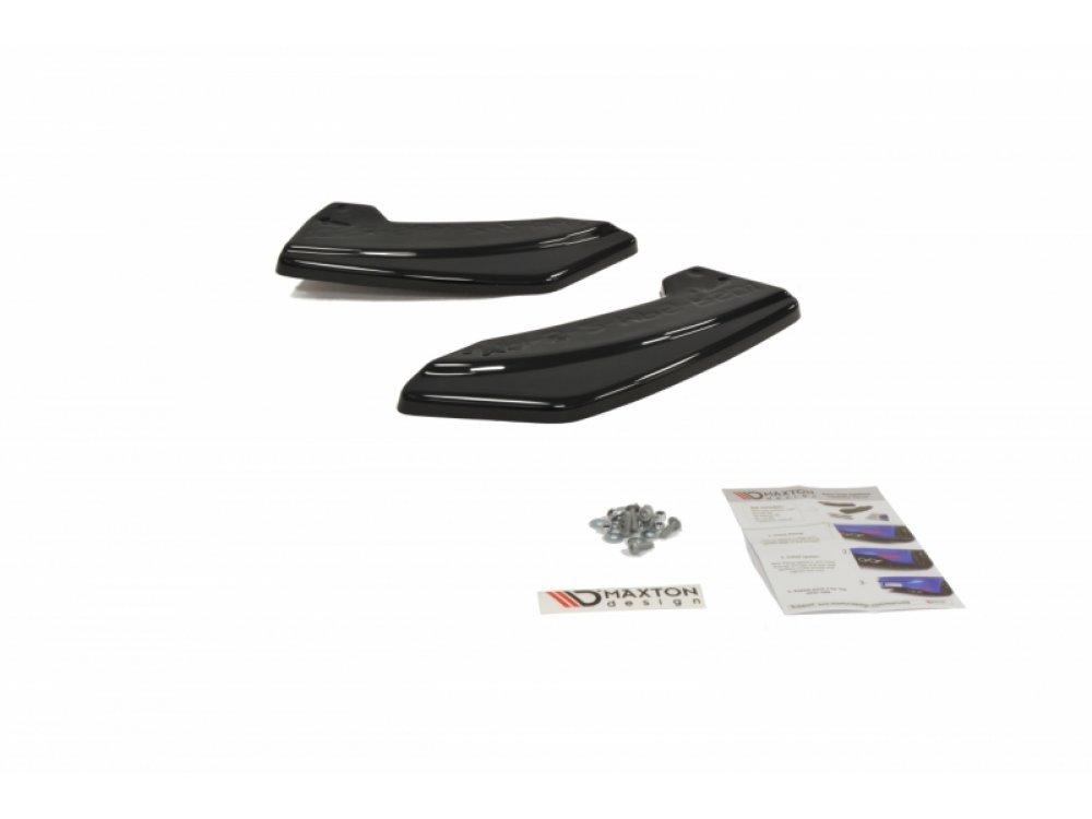 Боковые накладки на задний бампер от Maxton Design для Mazda 3 MPS BL