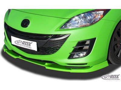 Накладка на передний бампер Var2 VARIO-X от RDX Racedesign на Mazda 3 BL