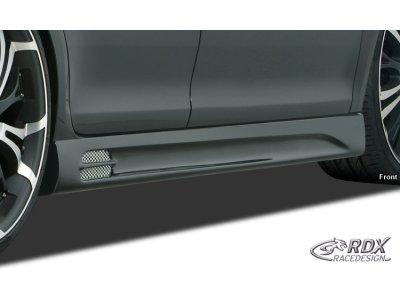 Накладки на пороги GT-Race от RDX Racedesign для Mazda 3 BL